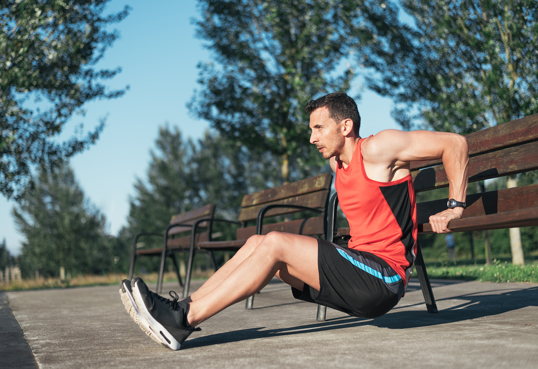 pictures Bodyweight Exercises for a Quick 12-Minute Circuit