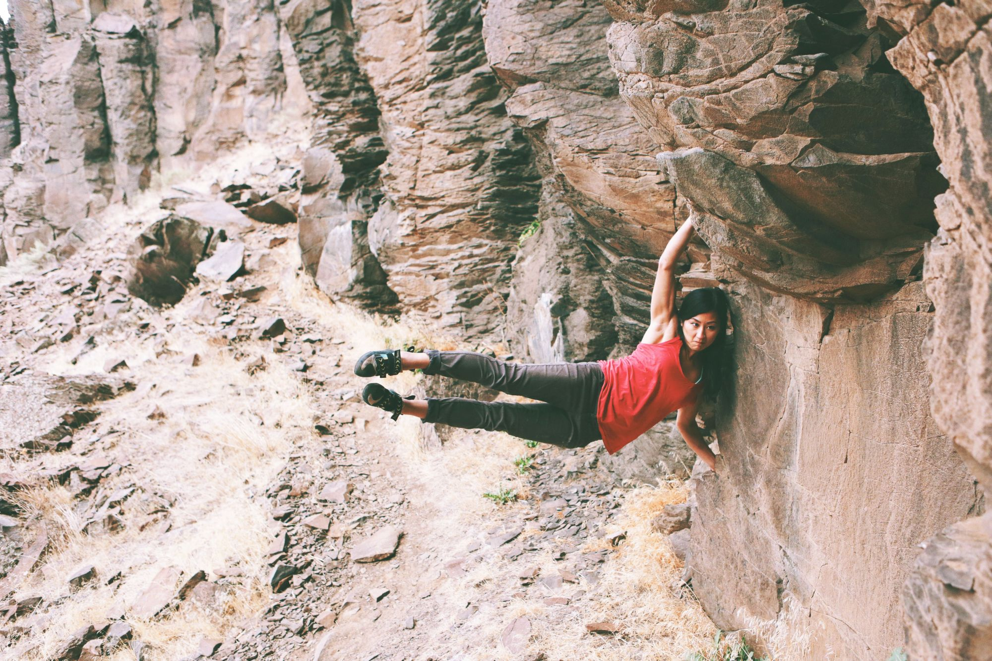 Hey Gq Women Are More Than Arm Candy For Rock Climbers
