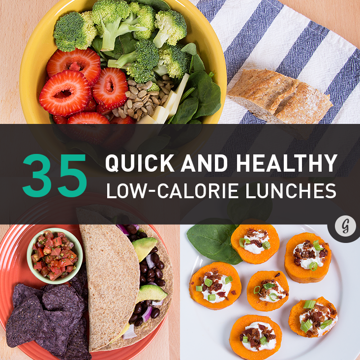 Quick and Easy Recipes: Healthy lunch ideas for work Having healthy lunch at work is pretty much important for the workers. It always considered a huge issue for all those who like to have homemade food at lunchtime.