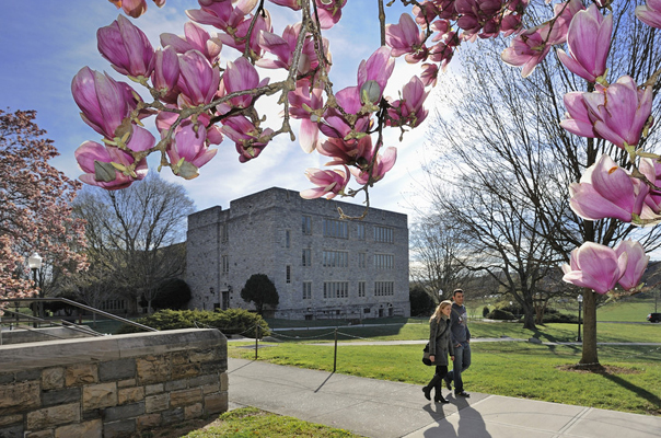 The 25 Healthiest Colleges 2013: Virginia Tech