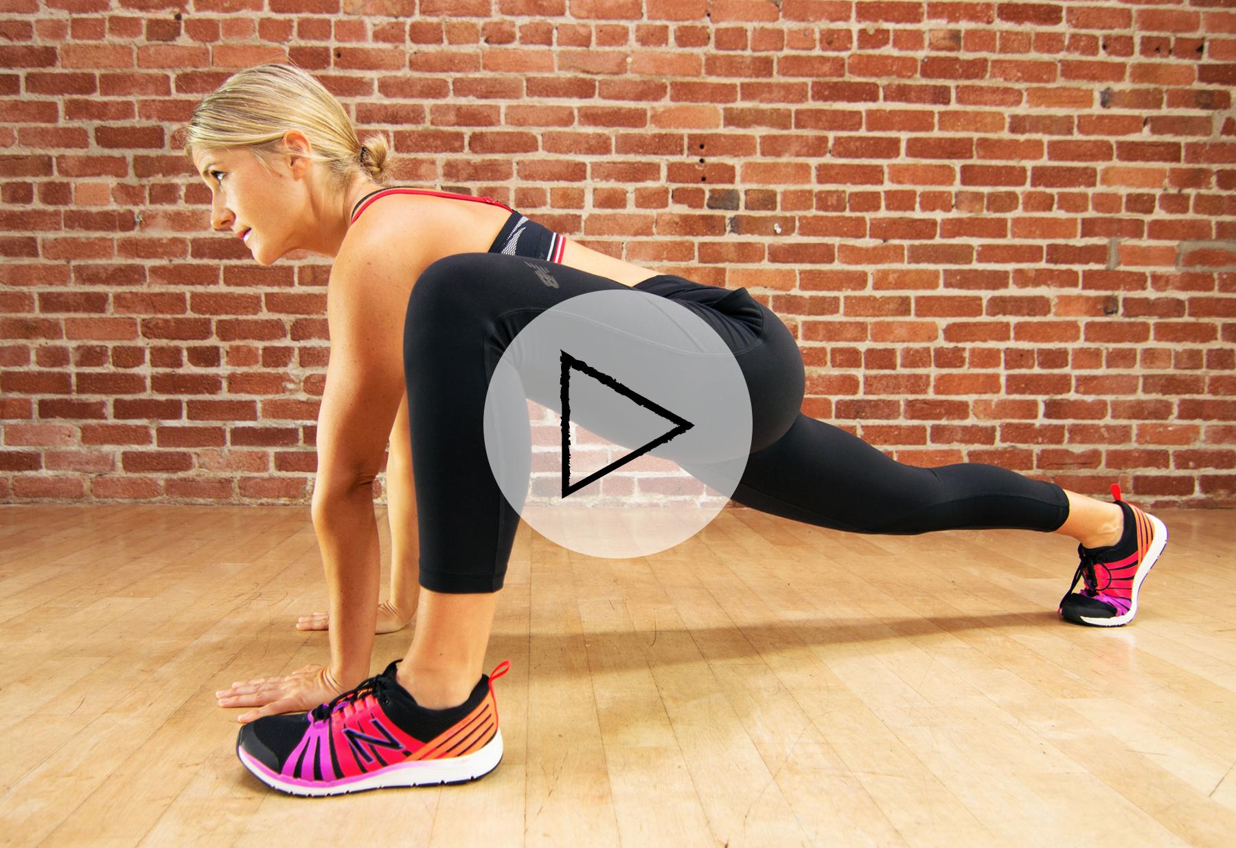 Watch Kelsey Wells Shares Her Tabata Bosu Ball Workout video