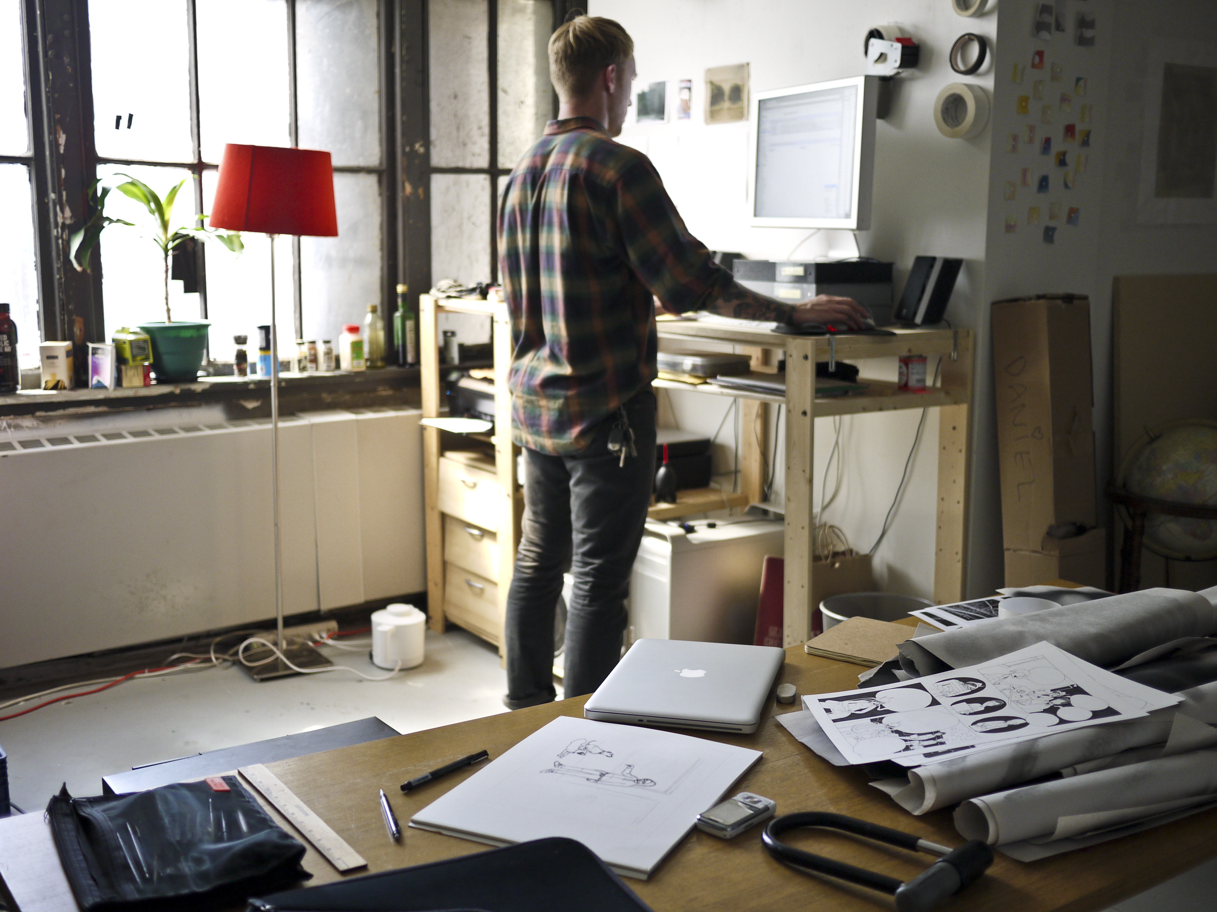 Standing Desks Might Not Be Worth the Hype