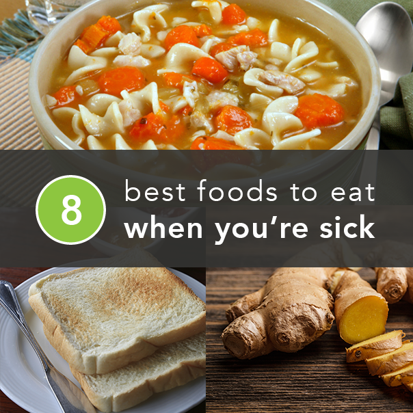 Foods To Eat When You Have Fever And Cold