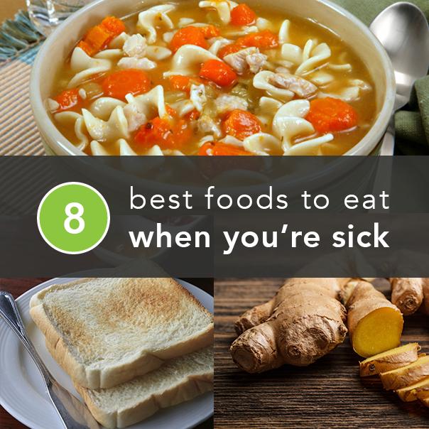 Best Food During Flu