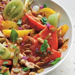 Alain Ducasse salad