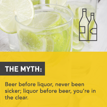 The 13 Biggest Myths About Alcohol, Busted