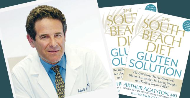 Arthur Agatston Gluten Solution*