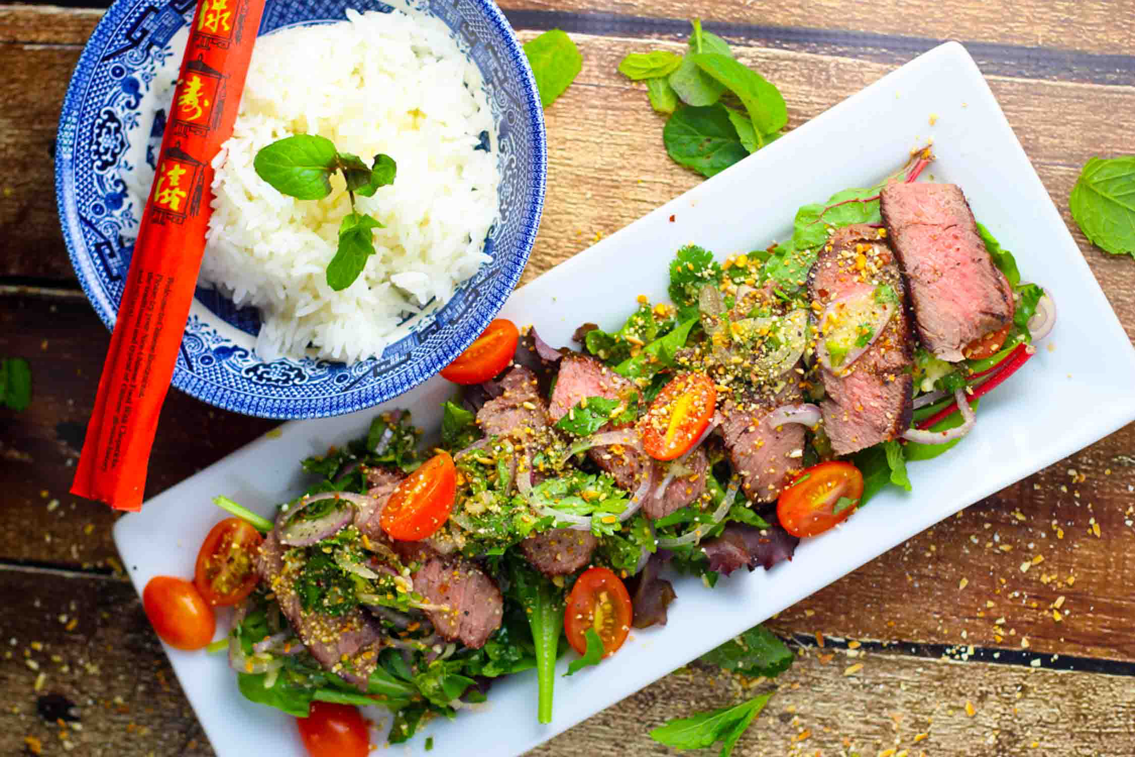Asian salad recipes that are packed with flavor greatist forumfinder Images