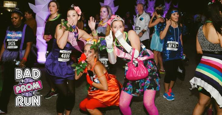Themed Races: Bad Prom Run