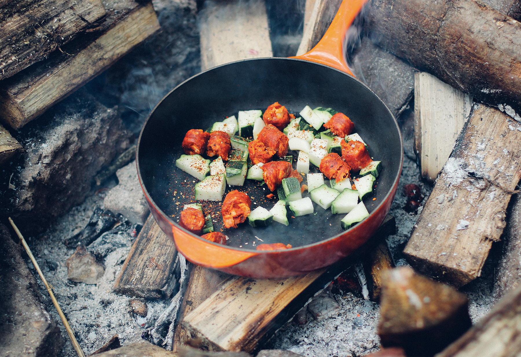 Camping Food That 7 Outdoor Experts Swear By Greatist