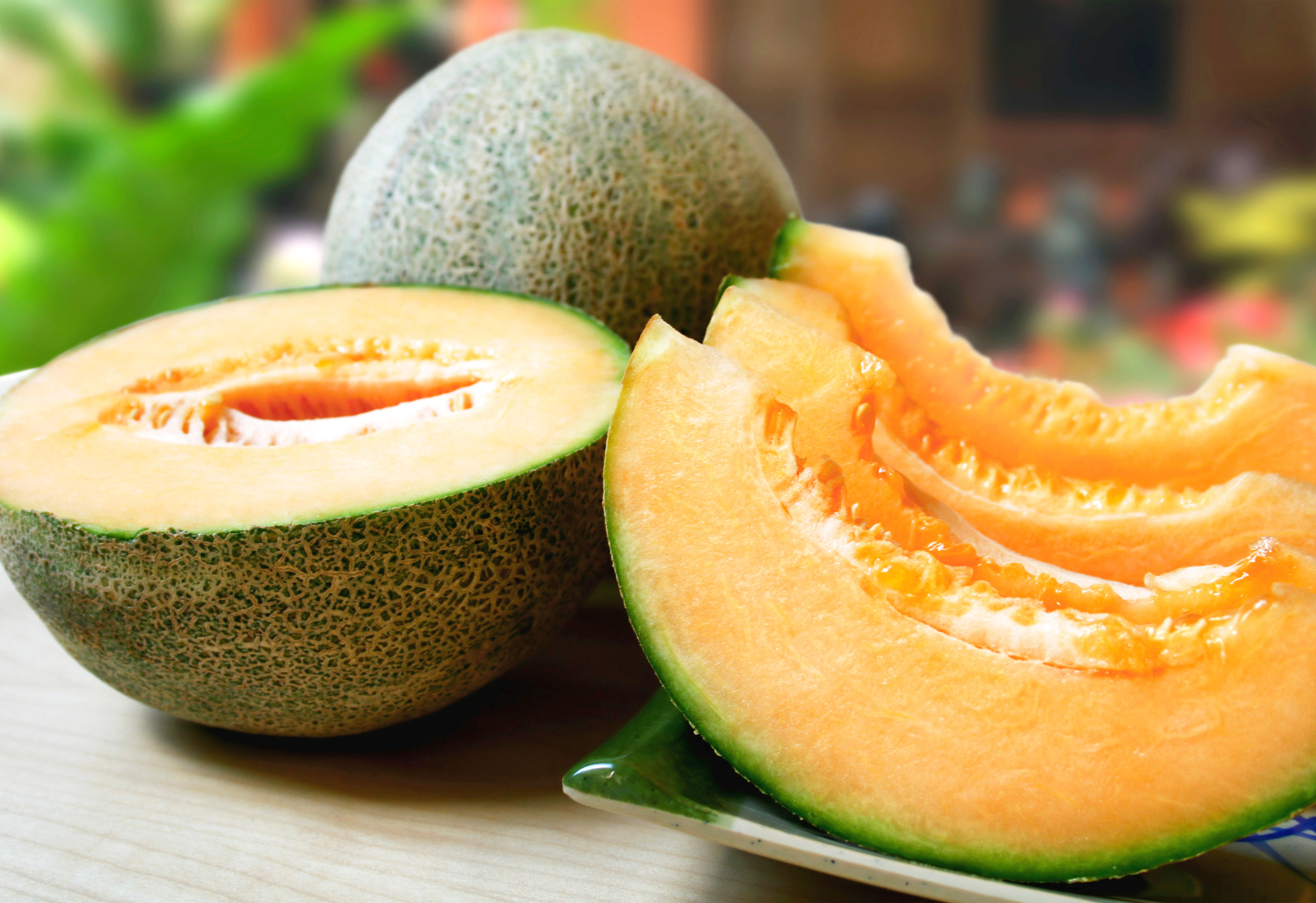 Cantaloupes can be enjoyed by diabetes sufferers