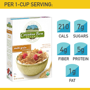 Healthiest Cereal Brands