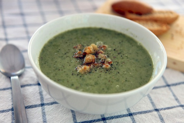 Chard Soup