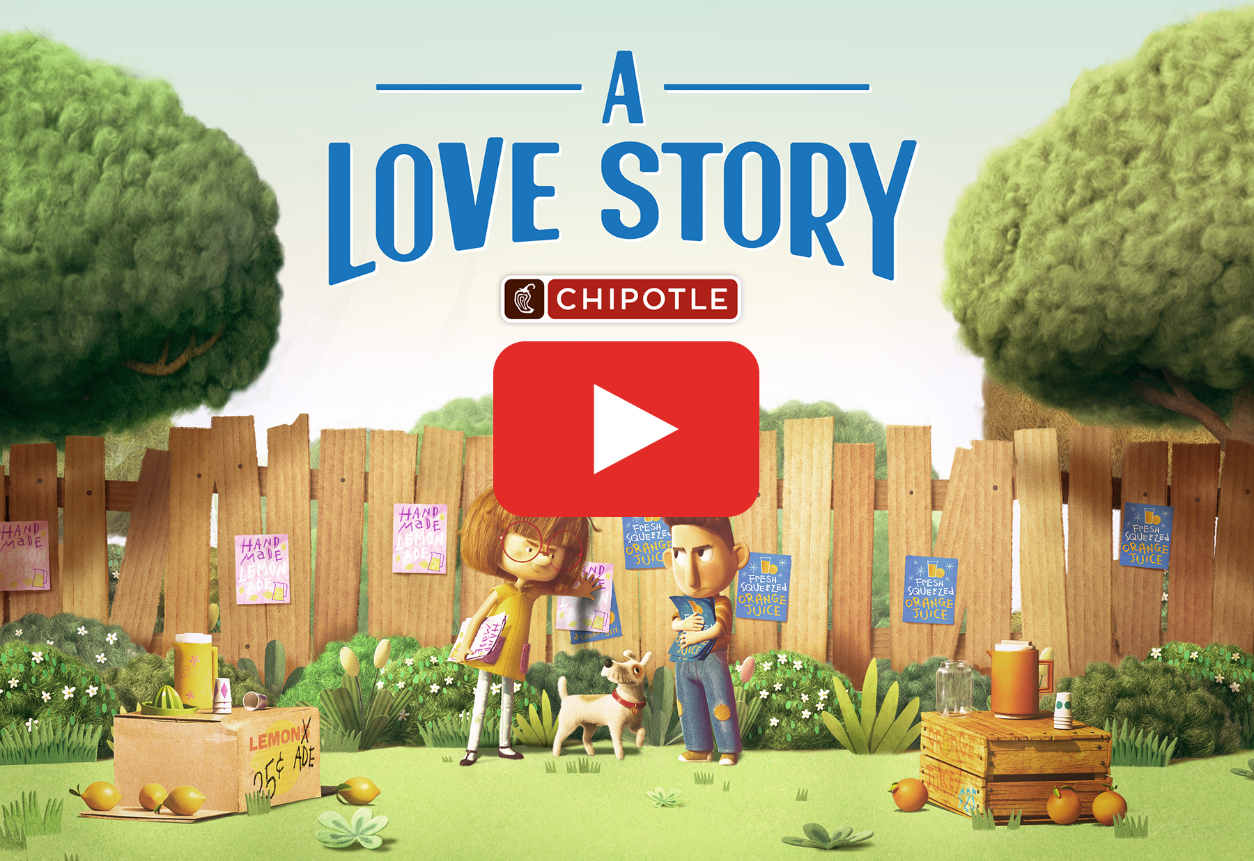 New Chipotle Love Story Ad Is Surprisingly Emotional