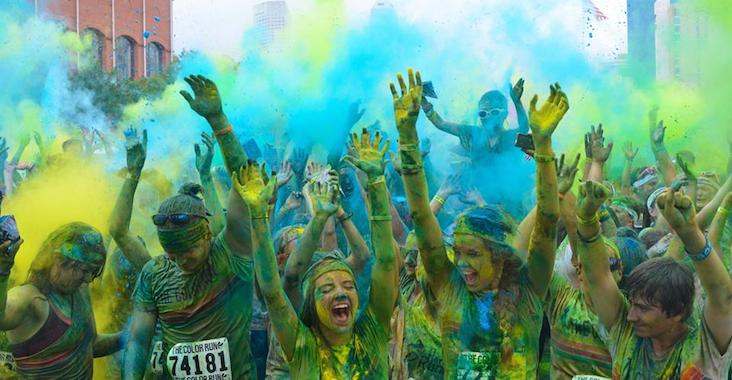 Themed Races: The Color Run