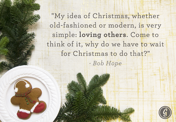 The Idea of Christmas