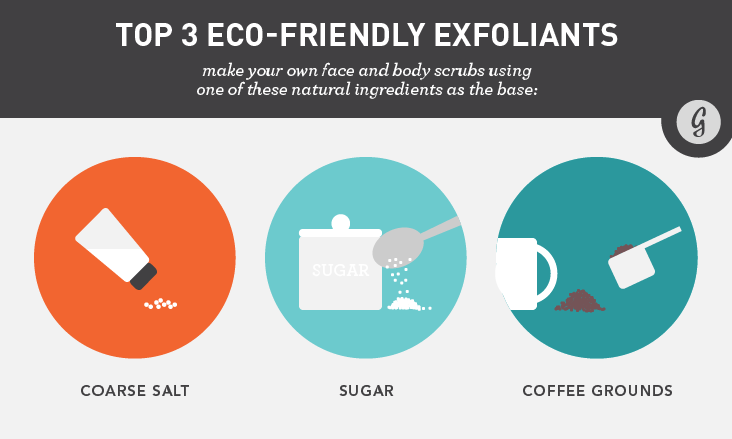 DIY Eco-Friendly Exfoliants