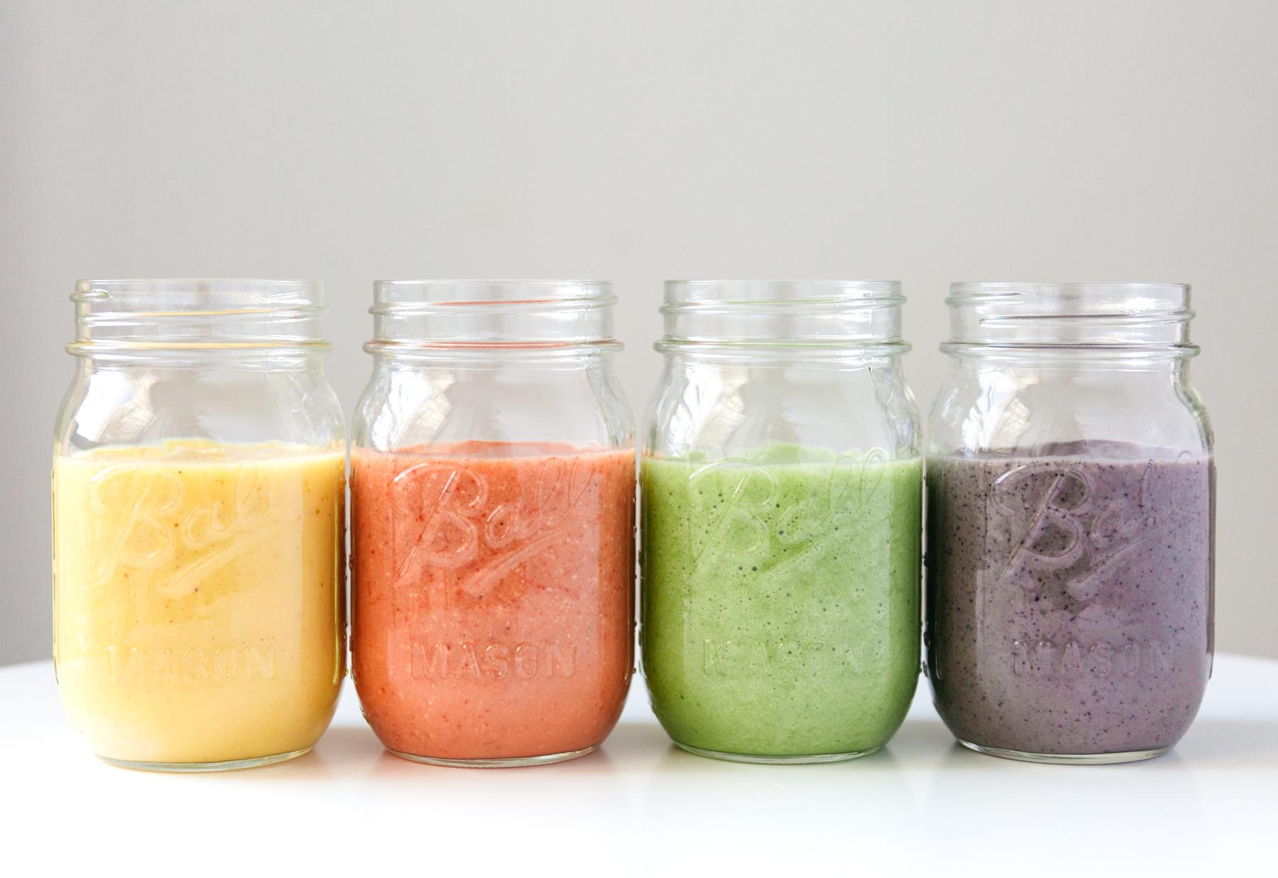 Drinking Green Juice For Breakfast