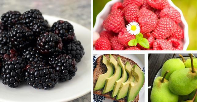 the 16 most surprising high fiber foods. Black Bedroom Furniture Sets. Home Design Ideas