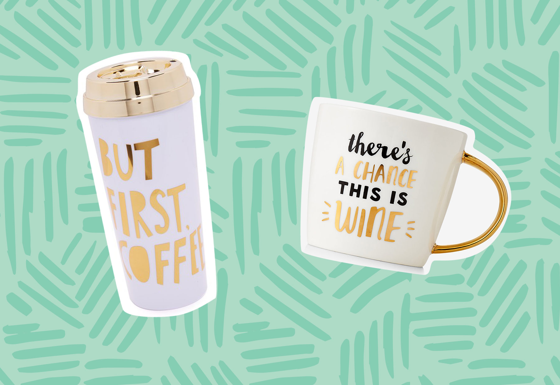 9 Funny Coffee Mugs That Say Exactly What You're Thinking Girl In A Party