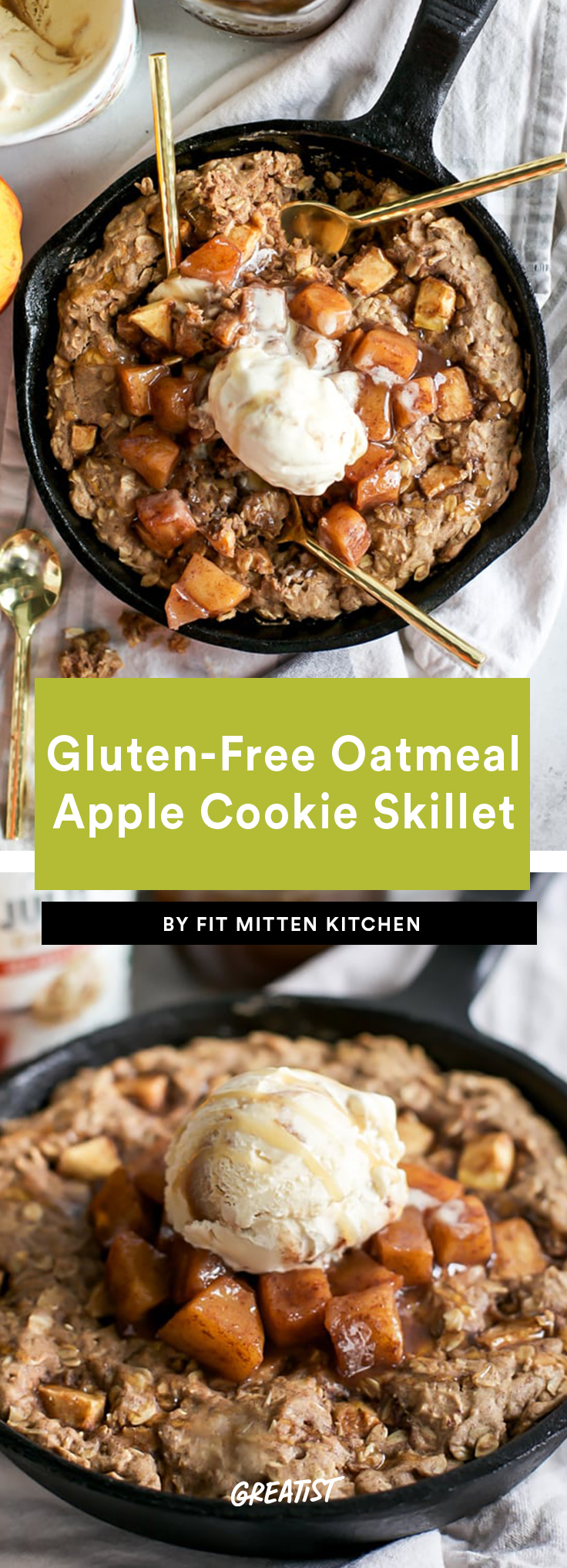 30-Minute Healthy Desserts to Make in a Skillet