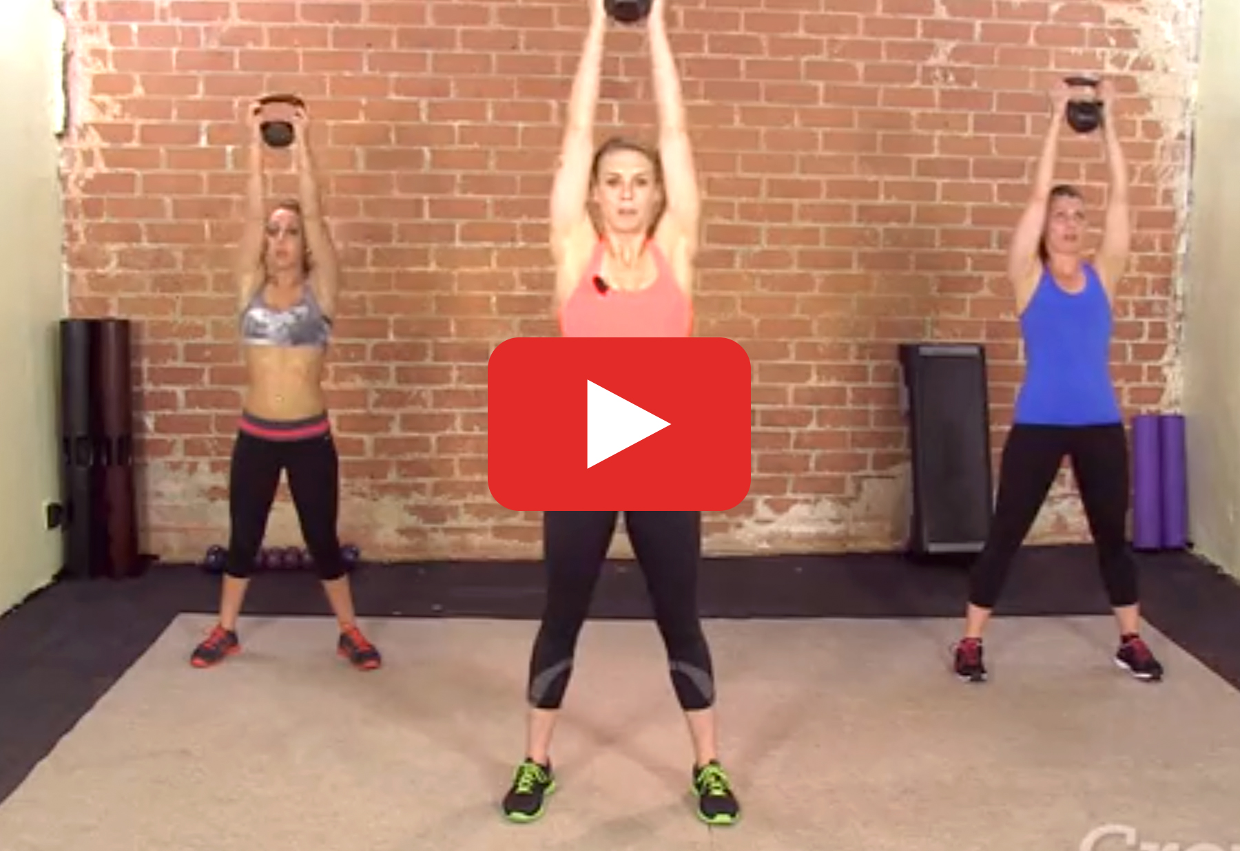 You Might Like The Total Body Kettlebell Hiit Workout Read