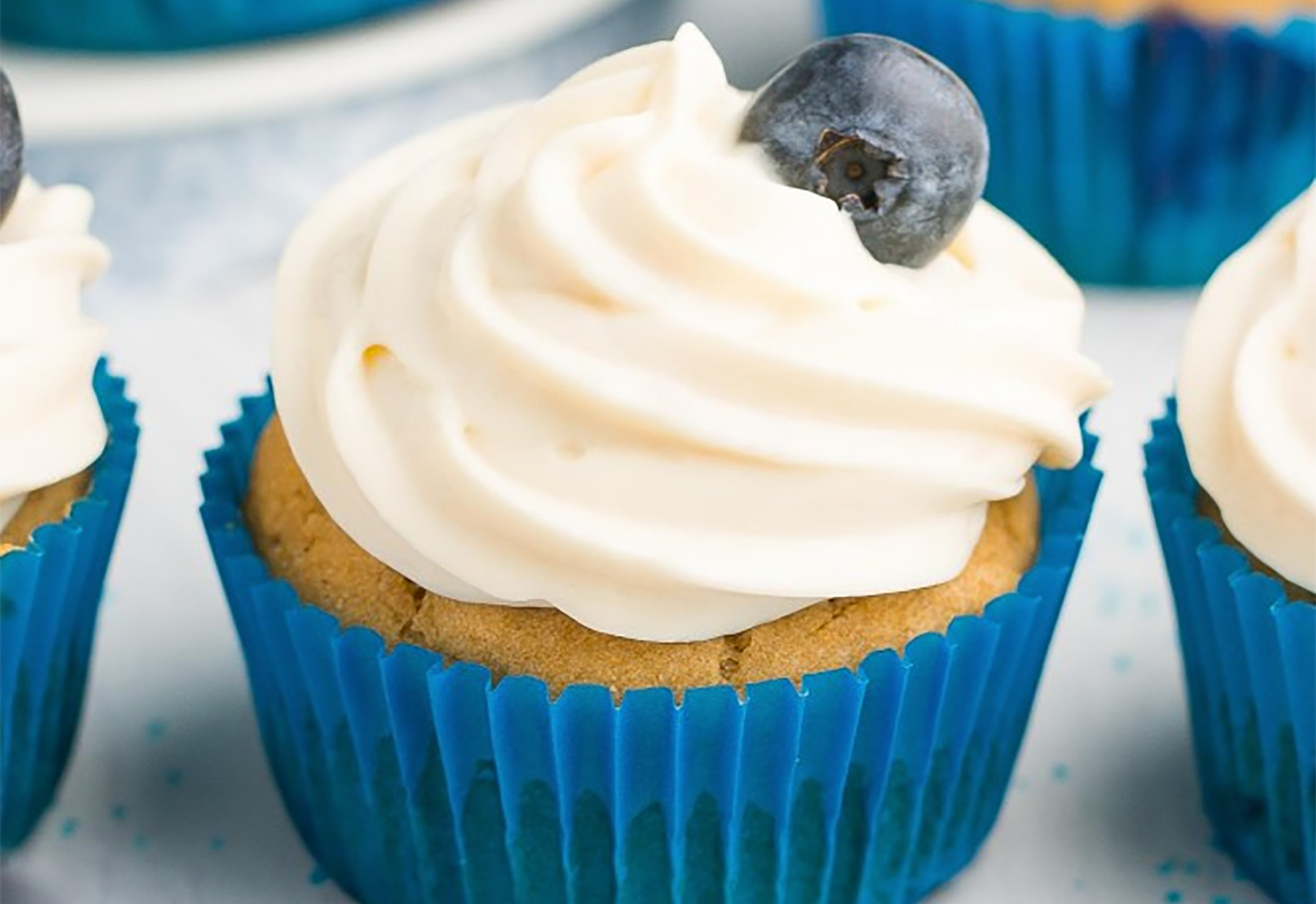 Healthy Cupcakes That Still Taste Amazing