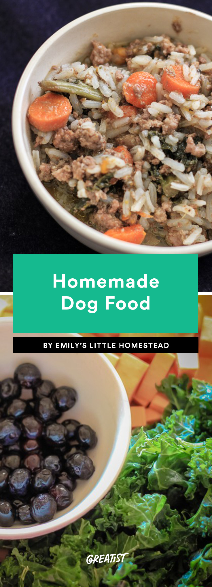 7 Homemade Dog Food Recipes We Won't Tell Anyone You Ate Some Of | Greatist