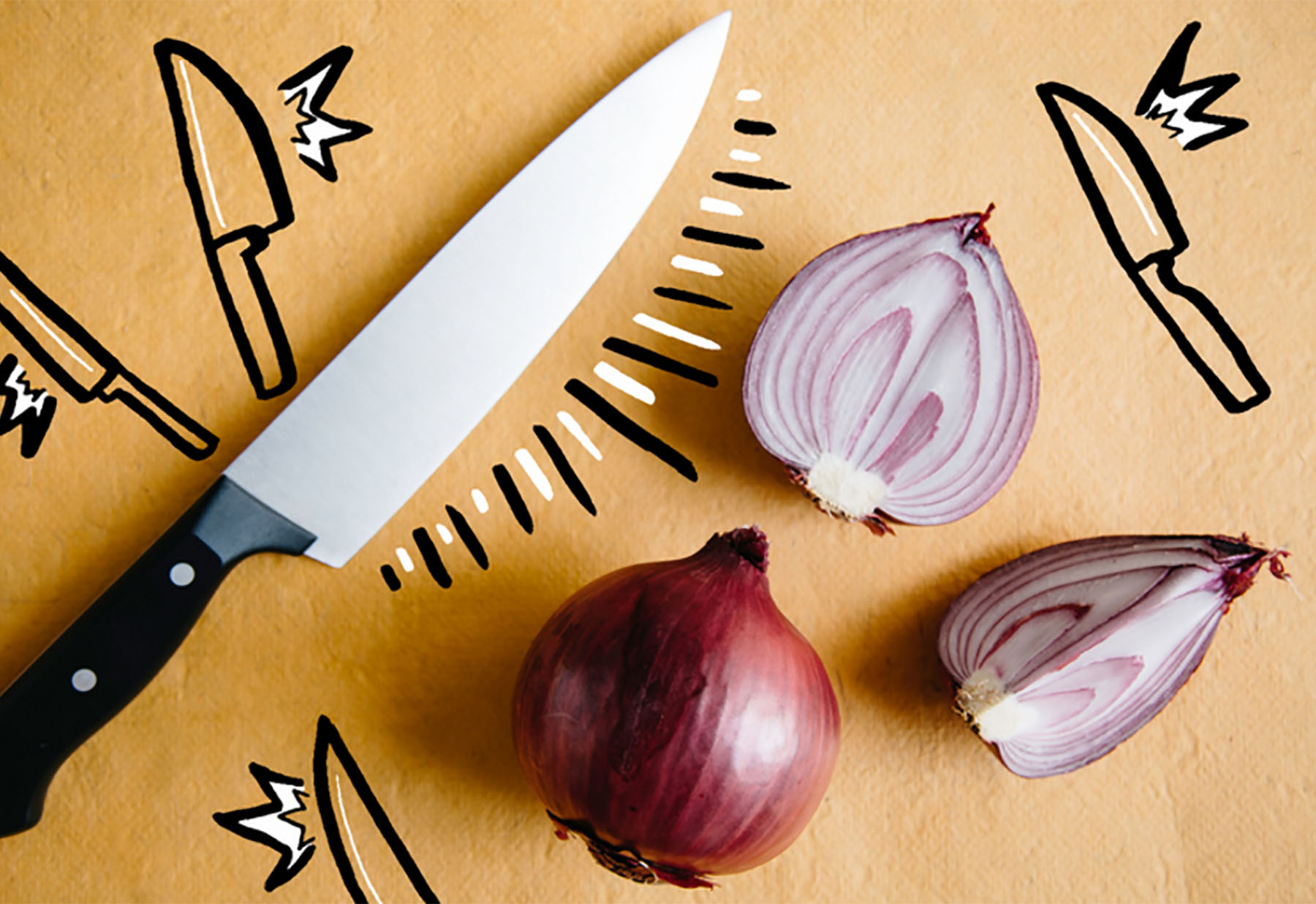 How To Cut An Onion Without Crying Greatist