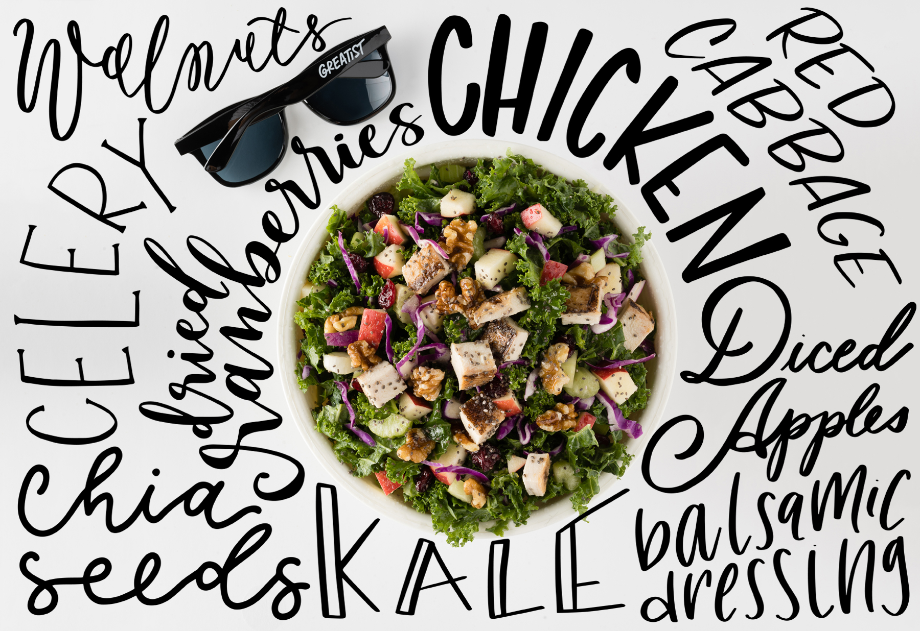 The Greatist Kale Salad Is Now Available at Just Salad