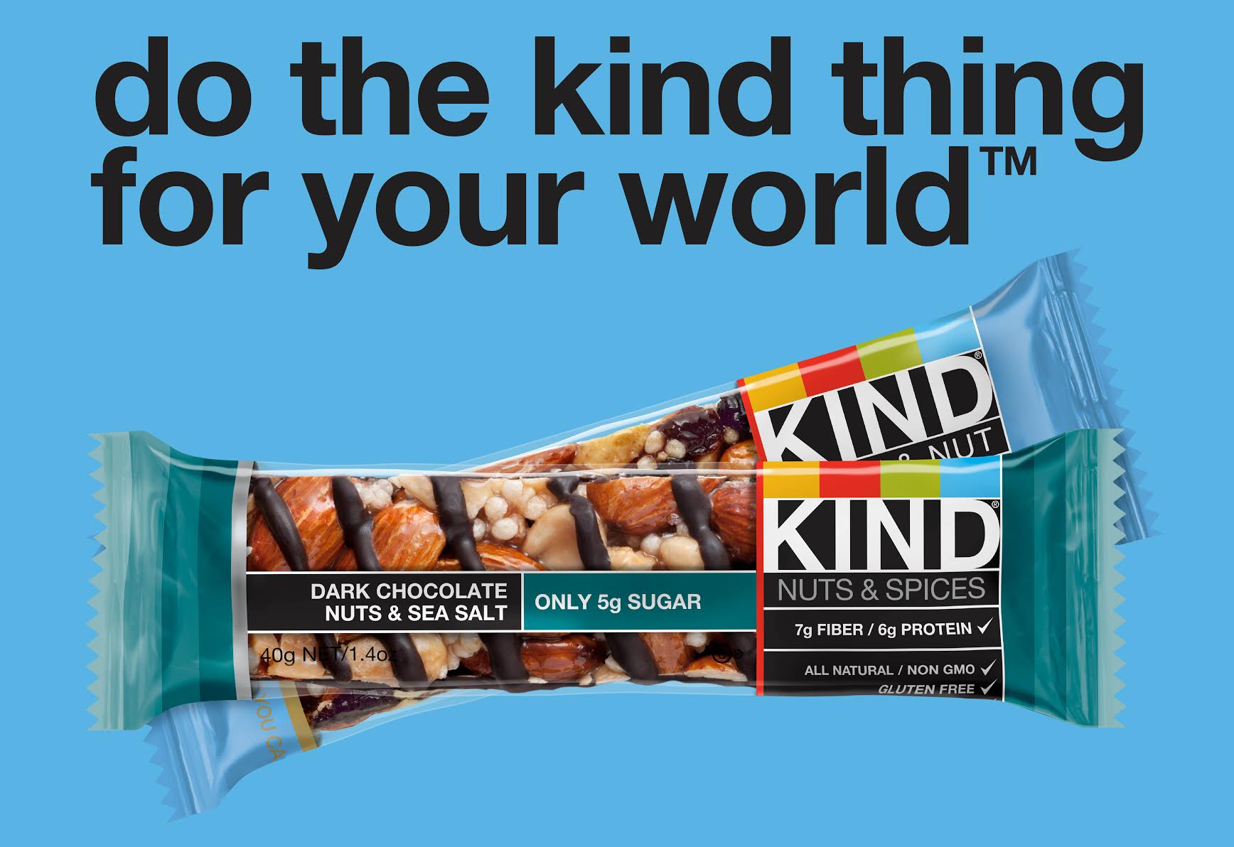 KIND Snacks Ad2