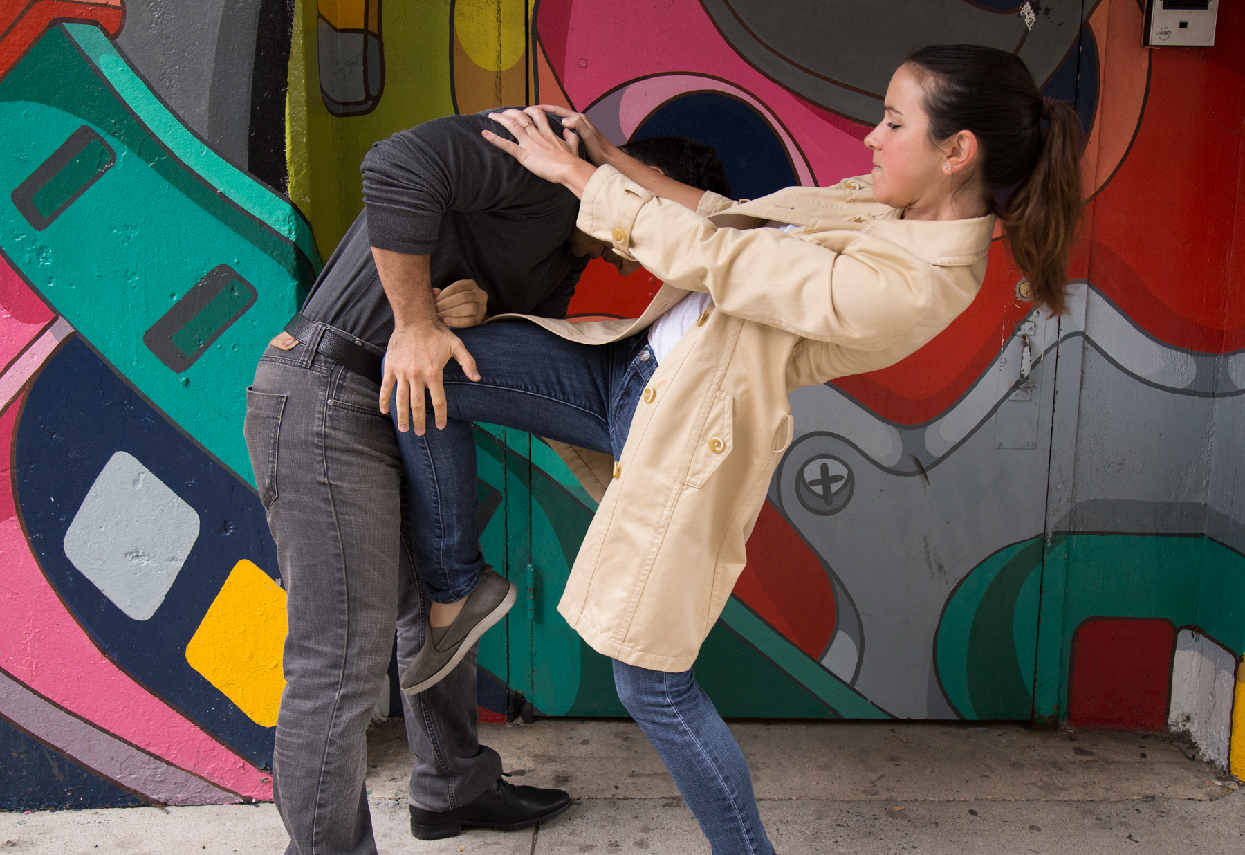 Watch Self-defense coaches reveal tips everyone should know to stay safe video