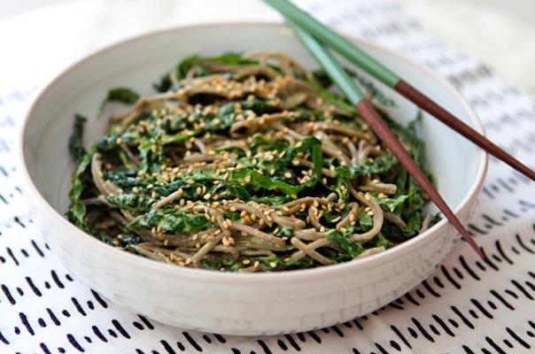 Kale Noodles