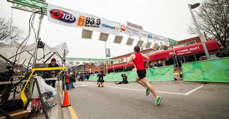 Themed Races: Krispy Kreme Challenge