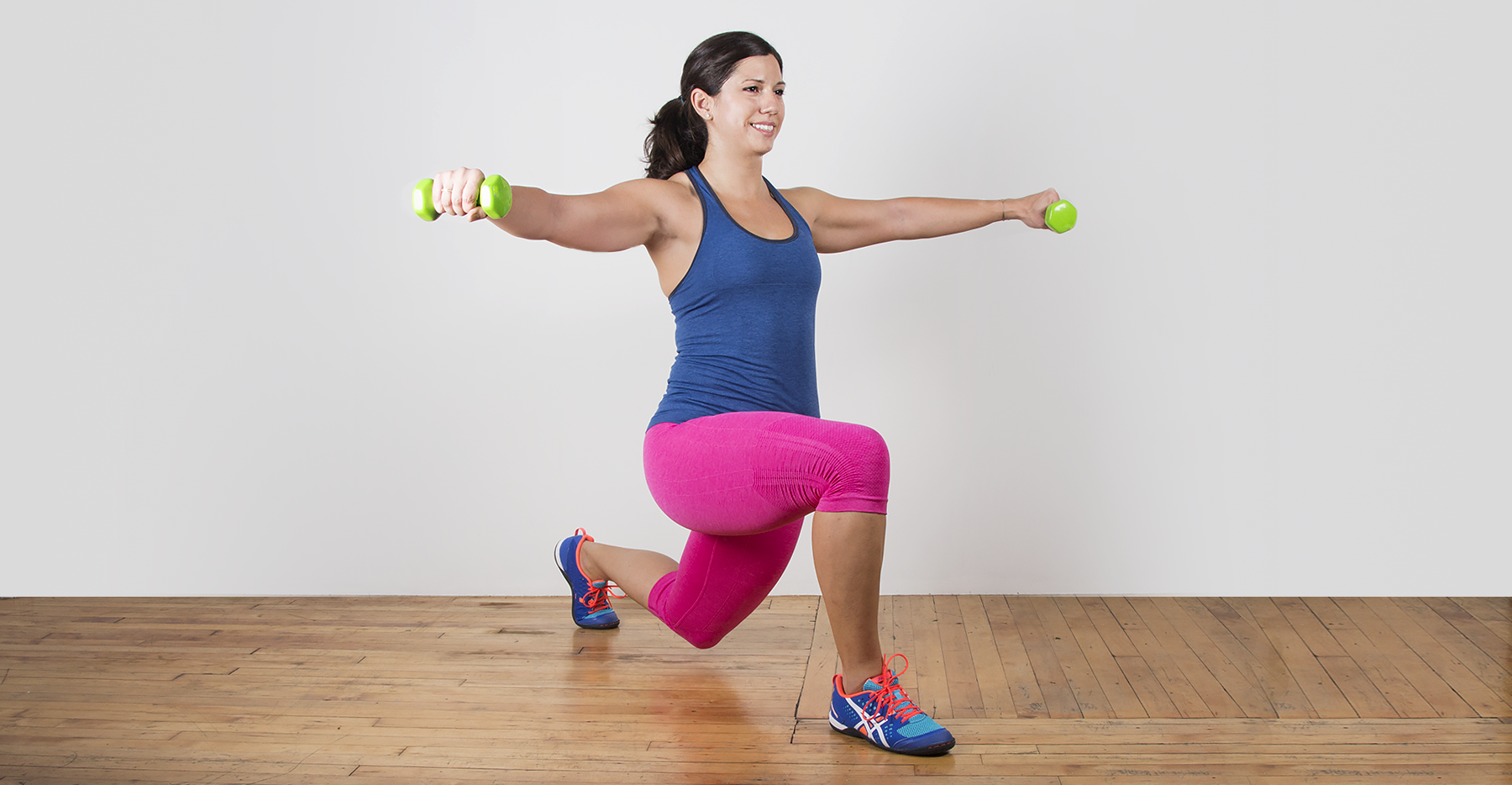 10 Workouts For Sculpted Arms And Shoulders A Power Playlist 32 Lunge Variations To Keep Things Interesting Seriously Intense Greatist