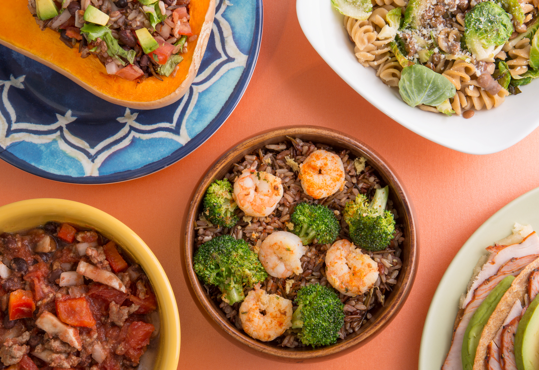 The 5 basic healthy meal formulas everyone should know greatist forumfinder Images