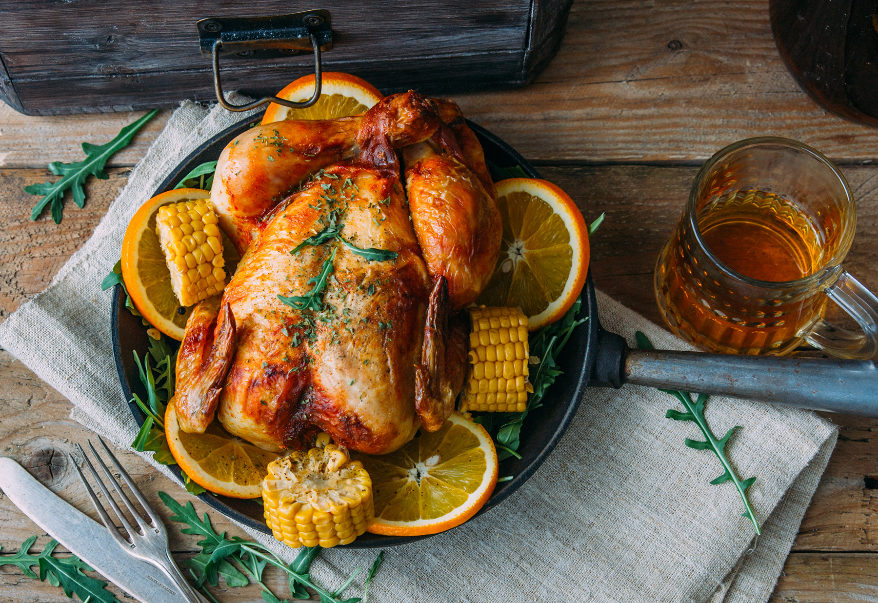 How to Cook a Turkey and Carve It Too