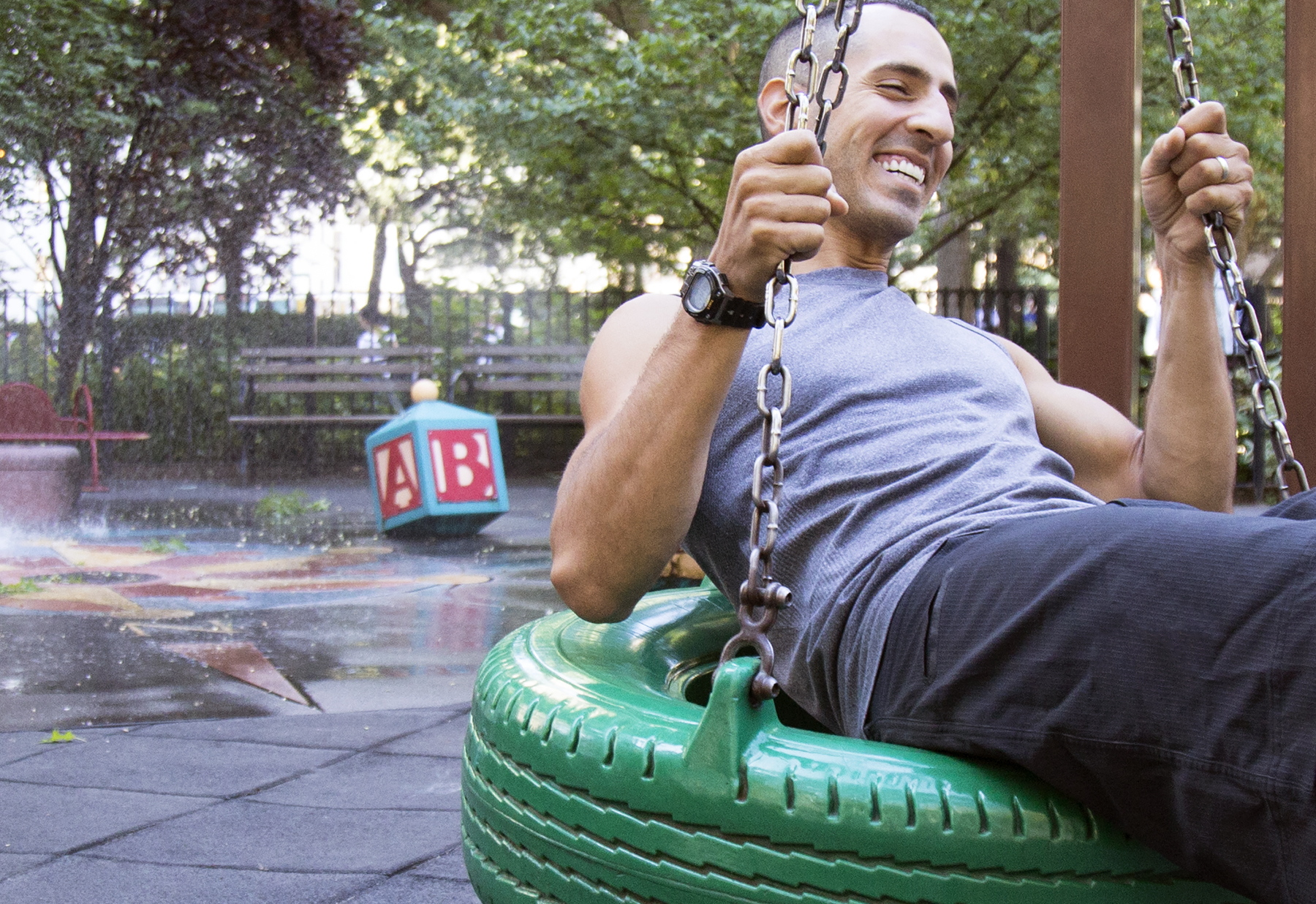 Bodyweight Workout Routine For The Park Greatist