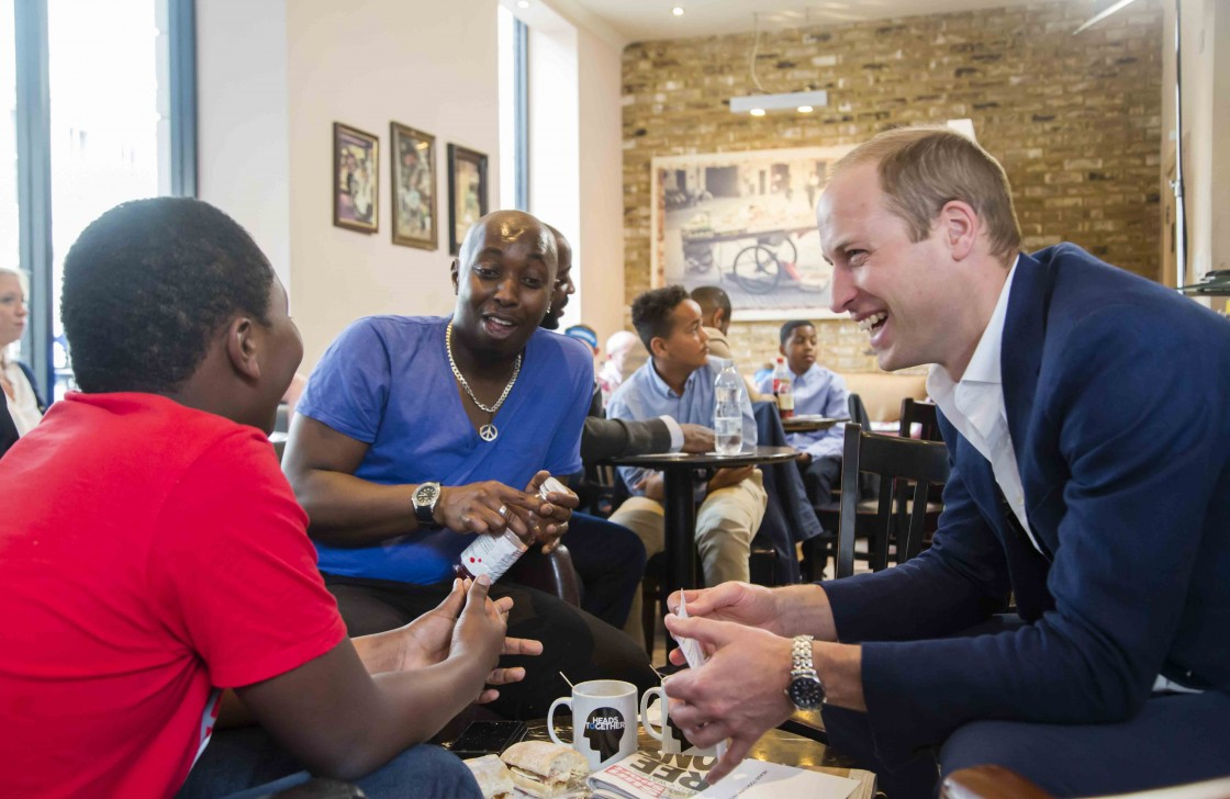 Prince William Has a Powerful Message About Mental Health Stigma