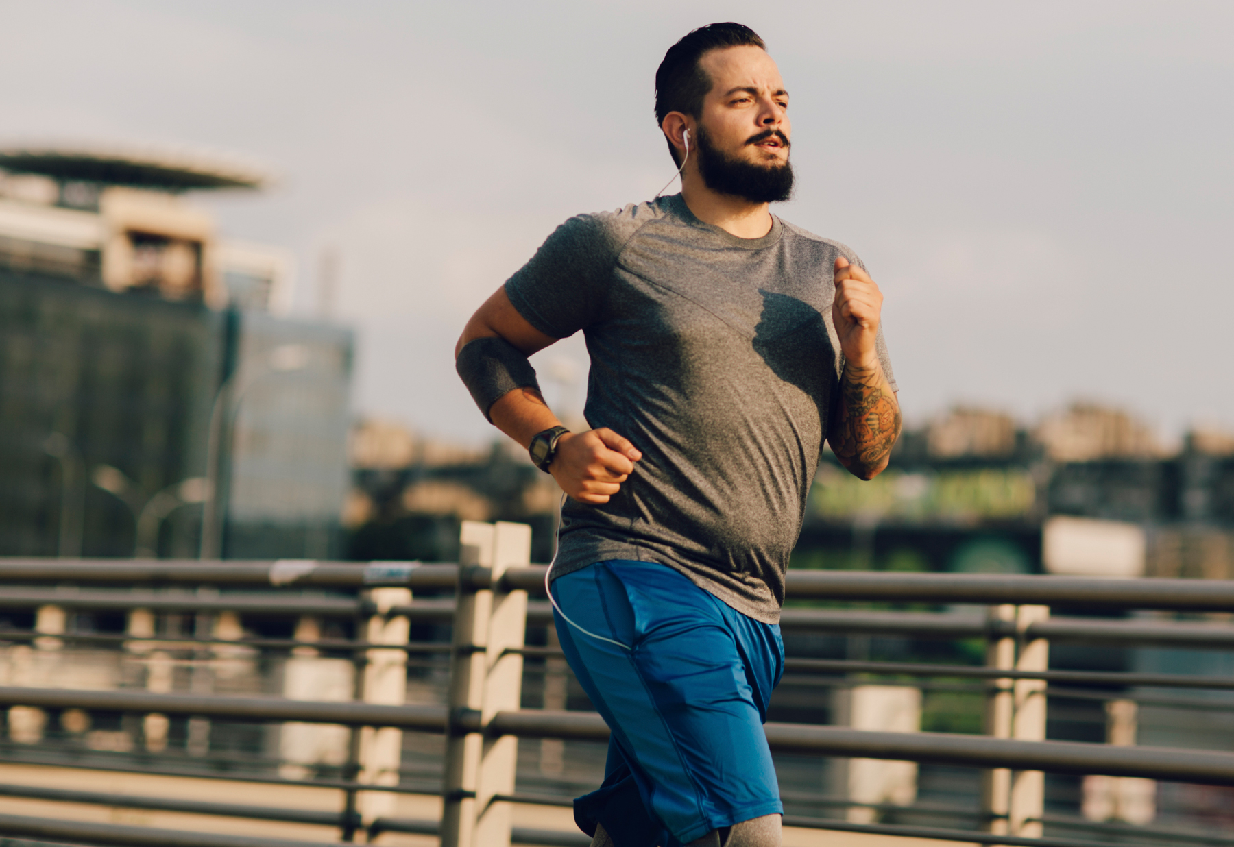 does running burn fat exercise