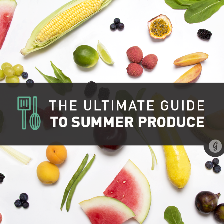 The Ultimate Guide To In Season Summer Produce