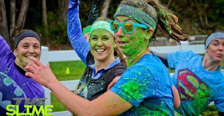 Themed Races: The Slime Run