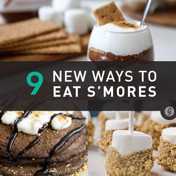 9 Amazing Ways to Cook S'mores Indoors | Greatist