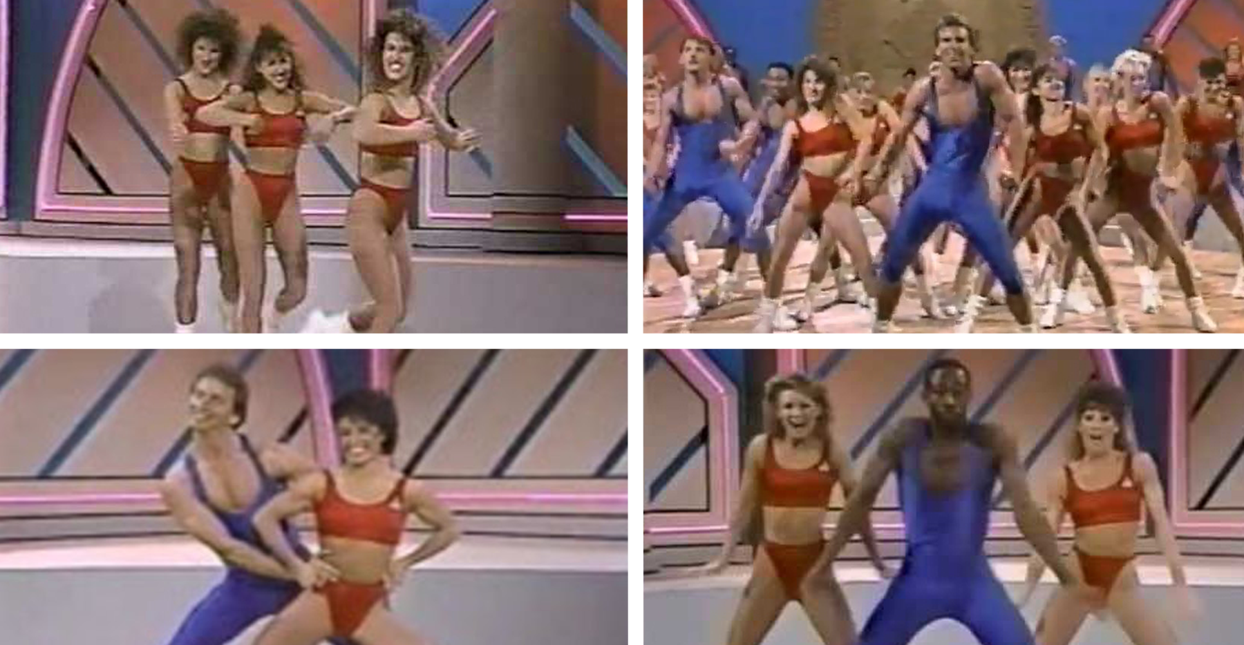 Must See Moments From The Shake It Off Aerobic Dance Video