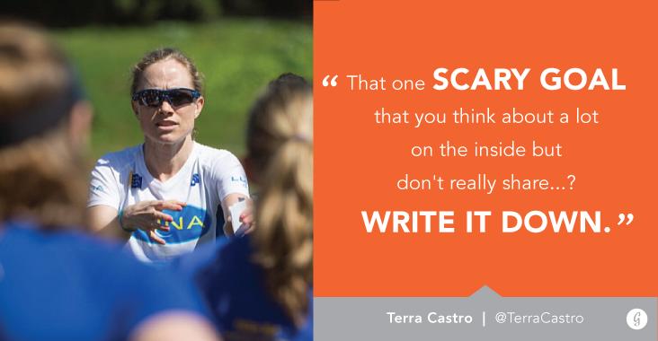 Trainers Advice: Terra Castro