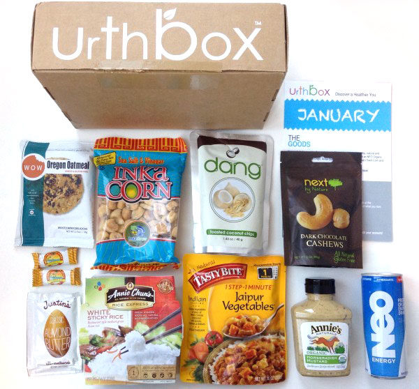 Healthiest Subscription Boxes: 13 Boxes That Bring Healthy Eating to