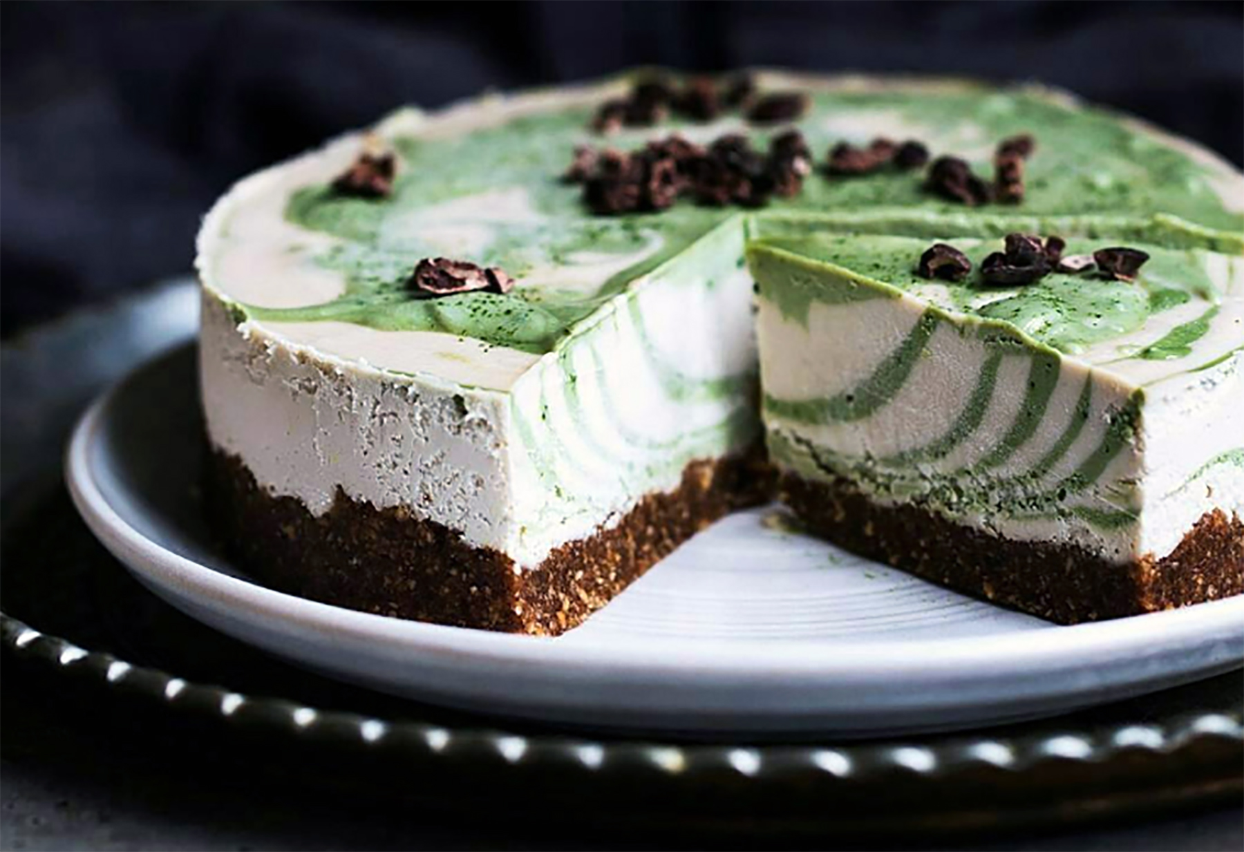 No-Bake Cheesecake Healthy Eaters Will Freak Out Over