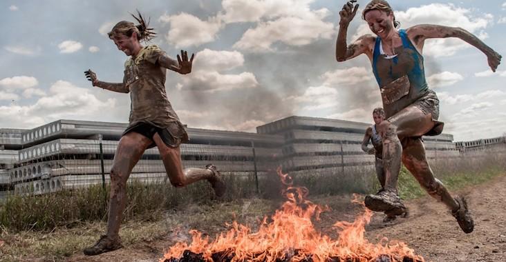 Themed Races: Warrior Dash
