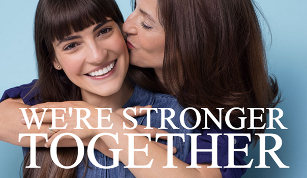 We're Stronger Together
