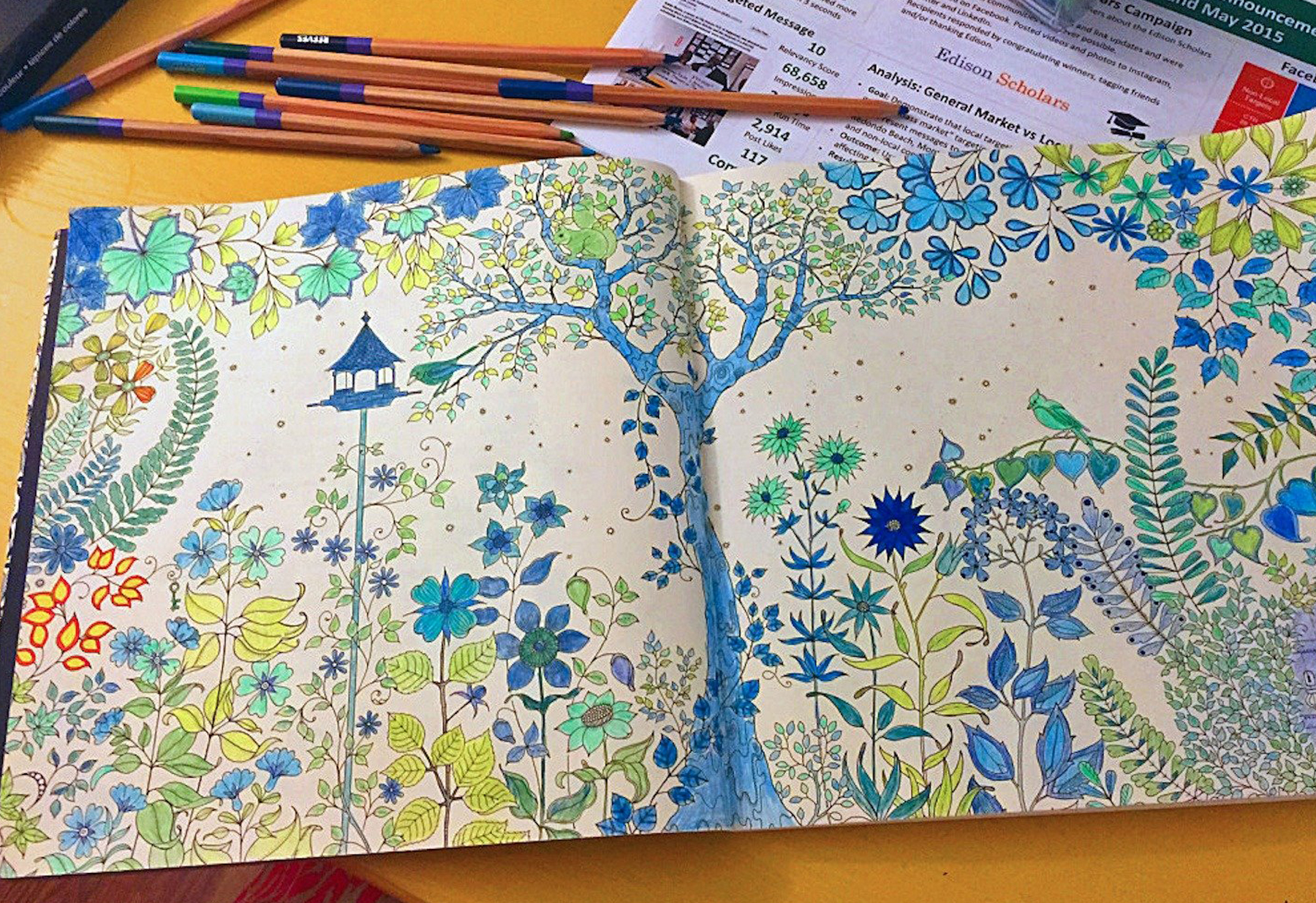 Adult Coloring Books Helped Me Through Hard Times